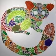 Image result for tropical world coloring book ideas
