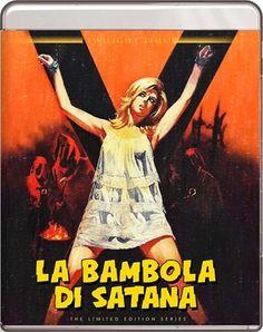 La bambola di Satana (The Doll of Satan) - Blu-Ray (Twilight Tme Ltd. Region A) Release Date: February 16, 2016 (Screen Archives Entertainment U.S.)