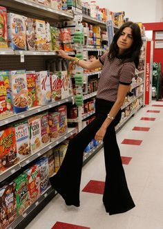 """Leandra Medine from""""Man Repeller"""", nouvelle muse de Zara Leandra Medine, Mode Outfits, Chic Outfits, Fashion Outfits, 70s Fashion, Trendy Fashion, Fashion Weeks, London Fashion, Fall Fashion"""
