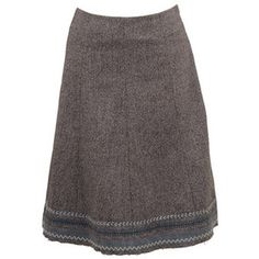Brora Tweed Skirt