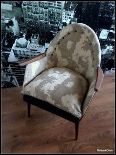 Sofas & Sessel - Armchair RETRO, Sessel - ein Designerstück von hangyo bei DaWanda