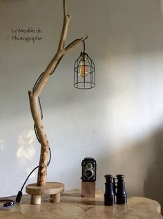 Driftwood Lamp Wood Lamps Small Woodworking Projects Light Project Wooden Diy Antler Lamp Beach House Decor Diy Home Decor Wood Creations Twig Furniture, Diy Furniture Hacks, Luxury Furniture, Wooden Lamp, Wooden Diy, Unique Floor Lamps, Driftwood Lamp, Tree Lamp, Branch Decor