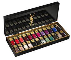 YSL La Laque Couture Colour Collection