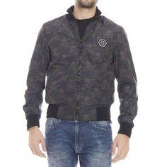 PHILIPP PLEIN Philipp Plein Down Jacket. #philippplein #cloth #coats-jackets