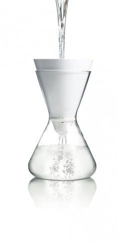 If You're A Fan Of The Chemex, You'll Love This New Water Filter | Food Republic