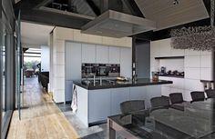 Keuken en vloer
