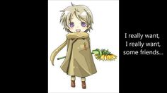 (APH) ~ Russia ~ Having Friends Is Nice...♫ FULL English Lyrics