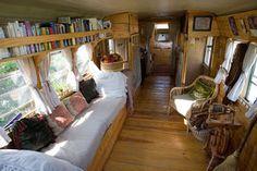 what a cozy camper renovation!