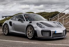 2018 Porsche 911 RS photograph from our 2018 Porsche 911 RS: First Drive photo gallery. Porsche 911 Gt2 Rs, Porche 911, Cool Sports Cars, Sport Cars, Cool Cars, Kelly Slater, Porsche Sports Car, Porsche Cars, Classic Motors