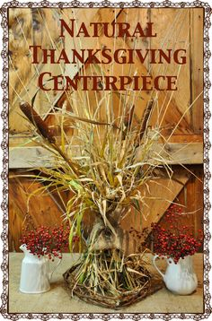 A Marvelous Mess and Natural Thanksgiving Centerpieces Thanksgiving Table Centerpieces, Fall Decor, Autumn, Holidays, Natural, Holidays Events, Fall Season, Holiday, Autumn Decorations