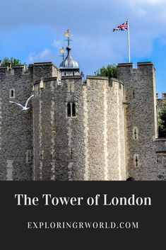 The Tower of London, founded by William the Conqueror in is a must-see in London. Take a tour led by one of the Beefeaters who guard the property. See the Crown Jewels and the home where kings and queens lived. And the famous ravens. Europe Destinations, Europe Travel Guide, Travel Guides, Holiday Destinations, London Travel, Travel Uk, Hawaii Travel, Italy Travel, Family Travel