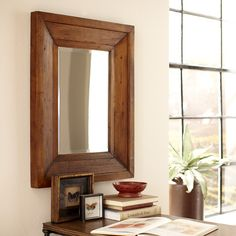 Found it at Wayfair - Madden Mirror