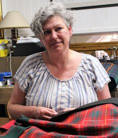 In celebration of #WorldTeacherDay we would like to thank our wonderful course leader, Kirsty.  Kirsty was trained to be a kiltmaker through the Edinburgh Kiltmakers Academy in 2017.  Since then, she has been making kilts non-stop and has trained over 17 kiltmakers since.   Thank you Kirsty for all your passion and patience that has helped preserve the traditional art of kiltmaking. . . #EKA #GNKfamily #MadeInScotland #KeepItReal #Tartan #Kilts #Kiltmaking #Edinburgh #Scotland World Teacher Day, Edinburgh Scotland, Keep It Real, Kilts, Traditional Art, Preserve, Patience, Tartan, Hand Sewing