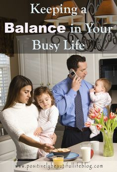 These are some great tips to keep a good balance between work and home life.