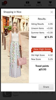 Shopping in Nice- Jet Set Event