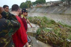 Gobierno Bolivariano atiende situación generada por lluvias en Puerto Cabello