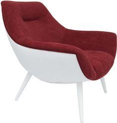 Armchair handmade in Portugal Onira Red
