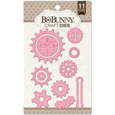 BoBunny - Dies - Gearing Up
