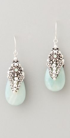 Love these earrings #wedding #inspiration #details #decor #jewelry #mint #diamond #earrings