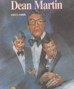 Dean Martin - remembering Dean's great contribution to showbiz and undeniably his part in maintining the Martin&Lewis team of comedy. RIP Dean, you deserve it. web source -MR