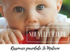 NOUVELLE ÉTUDE- Le meilleur type de parentalité pour élever un enfant heureux et accompli, Ressource parentale Je Materne