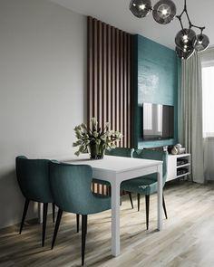 Modern interior design – Home Decor Interior Designs Home Design, Küchen Design, Design Trends, Design Ideas, Interior Design Living Room, Living Room Designs, Living Room Decor, Living Rooms, Interior Decorating