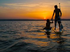 Stand Up Paddling Neusiedl Perfect Date, Island Tour, Paddle Boarding, Stand Up, Tours, Night, Sunsets, Fun, Marriage