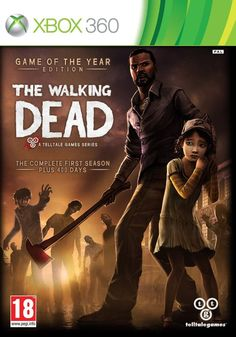The Walking Dead: The Complete First Series   400 Days GOTY - Xbox 360