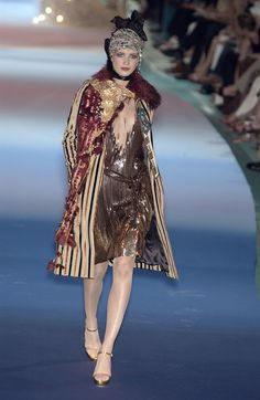 Christian Lacroix at Couture Fall 2003 - Runway Photos