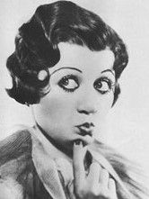 Mae Questel - The cartoon voices of Betty Boop, Olive Oyl, Little Audrey and Casper, the Friendly Ghost.  She also played Aunt Bethany in National Lampoon's Christmas Vacation.  I knew that voice was familiar!