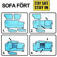 Sofa fort