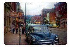 Deadwood, SD 1952