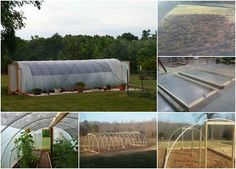 The key to being able to build a 300 square foot windproof hoop house is acquiring the proper materials. You are going to see the best results by using wood…