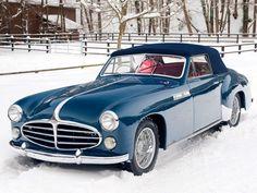Delahaye 235 M Chapron Cabriolet '1951—53