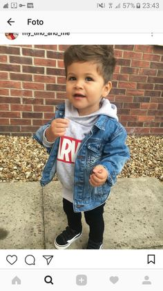 Outfits Niños, Cute Baby Boy Outfits, Toddler Boy Outfits, Toddler Boys, Kids Outfits, Toddler Boy Fashion, Little Boy Fashion, Kids Fashion, Trendy Baby Boy Clothes