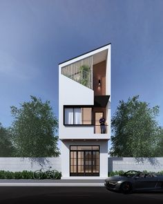 Tp Ho Chi Minh House on Behance