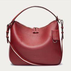 FIONA MEDIUM - BALLY RED