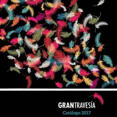 Catálogo de novedades de la editorial Océano Gran Travesía para todo el año 2017, con autoras como Amy Tinter, Victoria Aveyard y diferentes novelas.