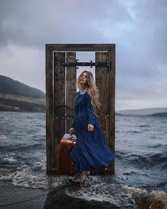 """Ph: Rosie Hardy """"There is another world, but it is inside this one."""""""