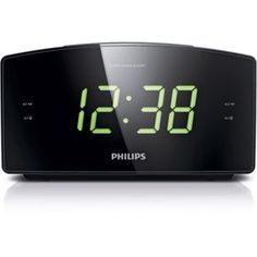 Buy Philips AJ3400/05 Jumbo Display Alarm Clock Radio - Black at Argos.co.uk - Your Online Shop for Clock radios.