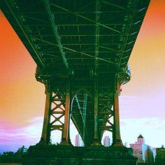New York City Photo Impressions | #NYCPhotos #NYCPI | Manhattan Bridge, Art Photo | nycphotoimpressions.com | New York City Photos, Manhattan Bridge, George Washington Bridge, Photo Art, Fair Grounds, Nyc, Building, Travel, Viajes