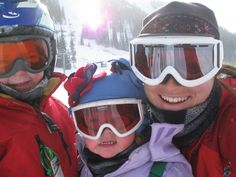 Skiing with infants and toddlers in tow - Bring the Kids
