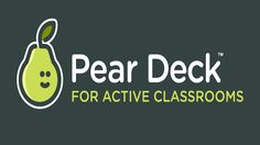 Check out Global Math Department's webinar discussing Pear Deck!!