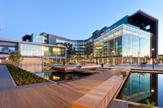The Bill & Melinda Gates Foundation is the Largest LEED Platinum Non-Profit Building in the World