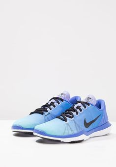 super popular f026e 248cc Nike Performance FLEX SUPREME TR 5 FADE - Trainings-   Fitnessschuh -  medium blue