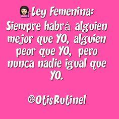 Ley Femenina