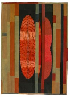 Frank Connet : Artwork : Textiles : Early Selected Work : Work on Wool