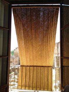 Cordoba, Spain -- Woven shade