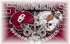 Sooner Football - Bedlam #OU #Sooners #BoomerSooner
