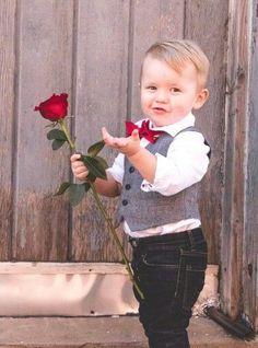 Toddler style, valentines day, valentines photo, valentines outfit, toddler boy outfit